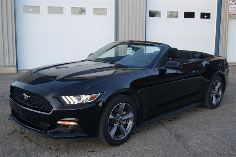 Ford Mustang 2017 V6 #3556