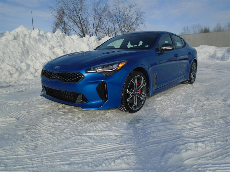2018 Kia STINGER GT LIMITED #PG11446