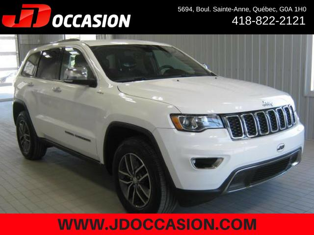 Jeep Grand Cherokee 2017 Limited #A4869