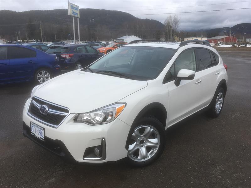 2017 Subaru Crosstrek 5dr CVT Limited w-Tech Pkg