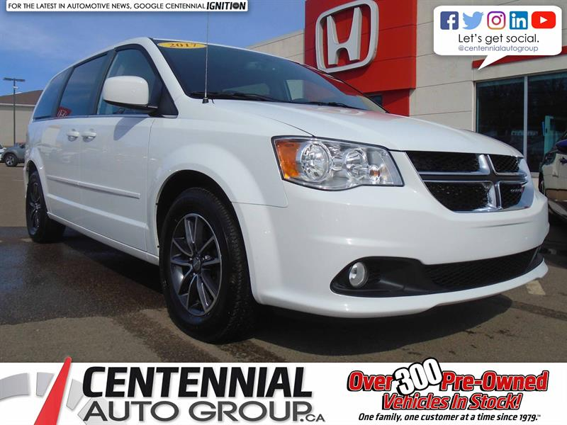 2017 Dodge Grand Caravan SXT Premium Plus | RES | NAVI #U1705