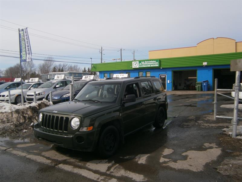 Jeep Patriot 2009 4WD 4dr #F180152-03