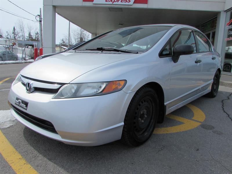 Honda Civic Sdn 2008 4dr Man DX-G A/C #44426
