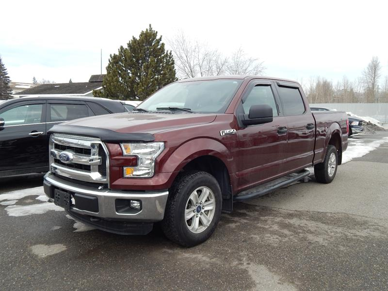 2015 Ford F-150 XLT #17250A