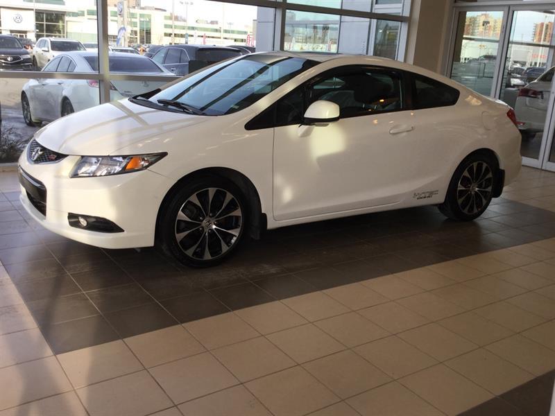 Honda Civic Cpe 2013 Si ** 2 PORTES ** #A89287