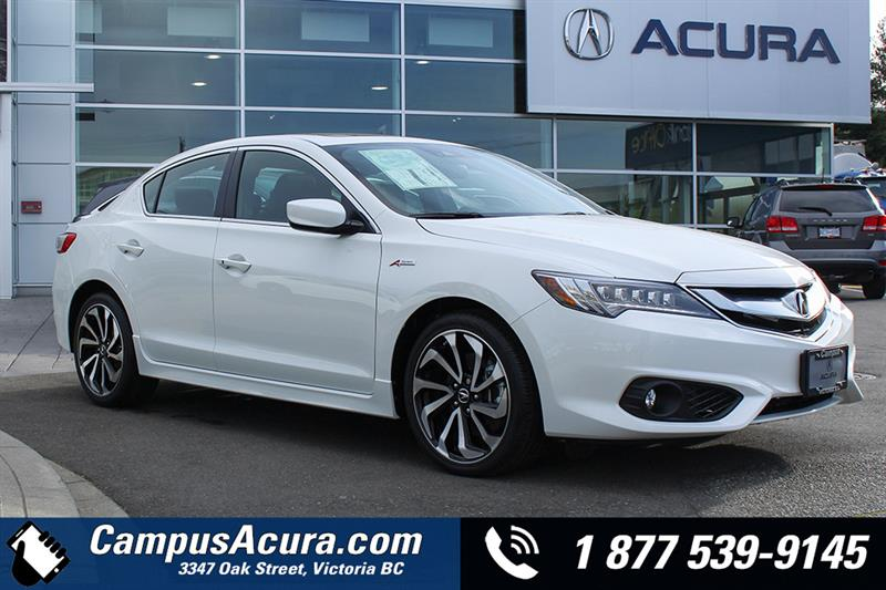 2018 Acura ILX A-Spec #18-9132