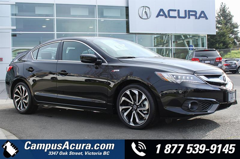 2018 Acura ILX A-Spec #18-9133
