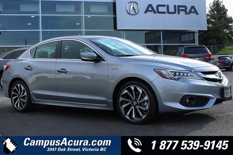 2018 Acura ILX A-Spec #18-9153