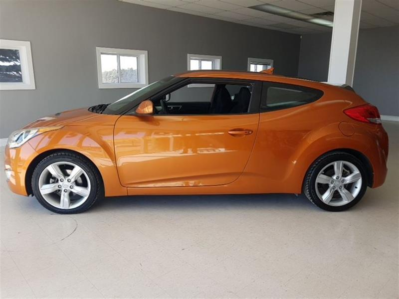 2013 Hyundai Veloster DCT - 1-Owner - Low Kms #H0906