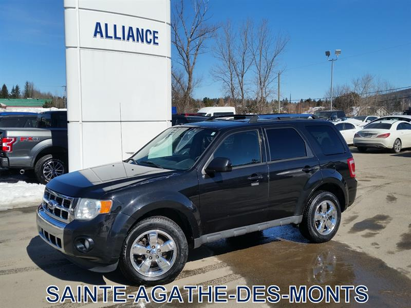 Ford Escape 2011 AWD V6 3.0L LIMITED  #18239A