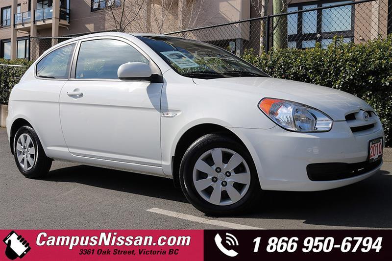 2010 Hyundai Accent GL  #7-P124B