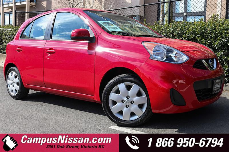 2015 Nissan Micra SV Convenience Package #JN2838