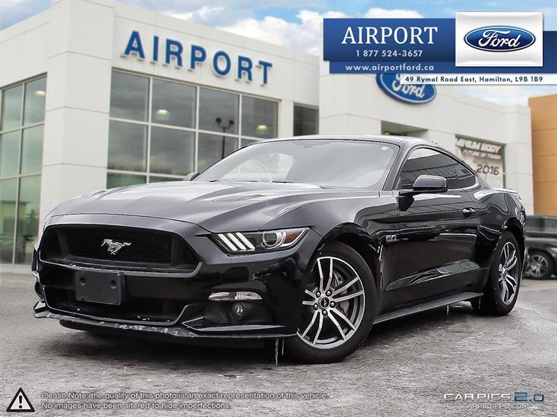 2015 Ford Mustang GT Premium with only 54,661km #A80354