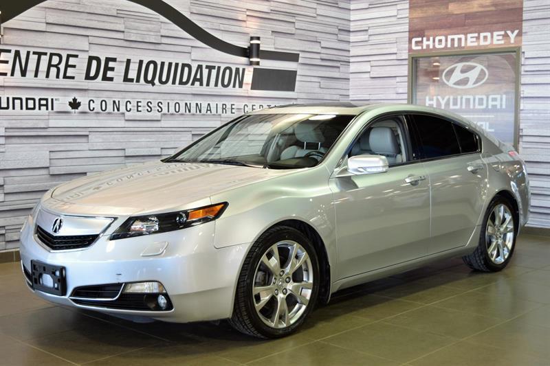 Acura TL 2012 AWD+ELITE #S7614