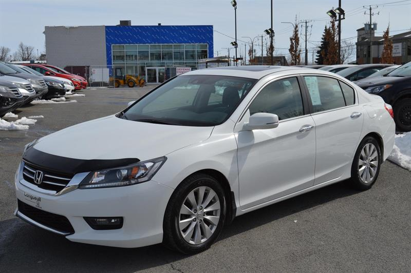 Honda Accord 2014 EX-L #U7969