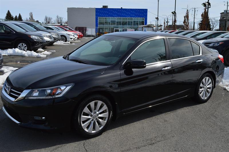 Honda Accord 2014 EX-L #U7970