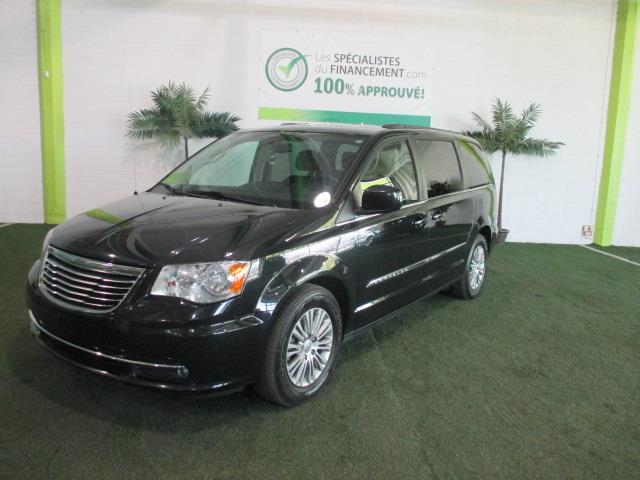 Chrysler Town - Country 2015 4dr Wgn Touring w-Leather #2182-03