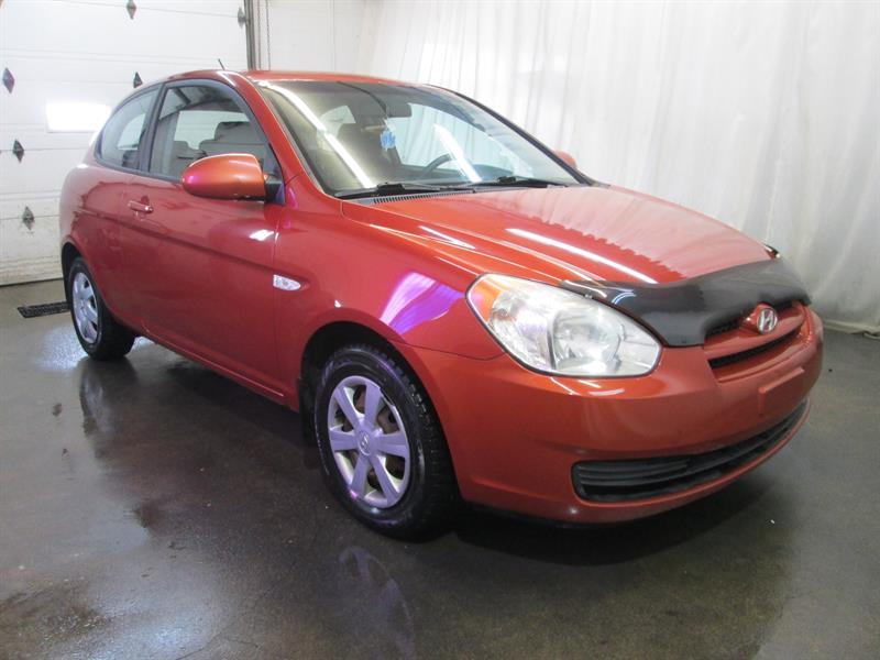 Hyundai Accent 2007 3dr HB GS #8-0311