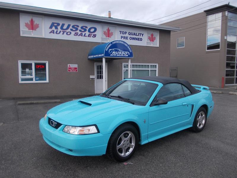 2003 Ford Mustang Convertible #3214