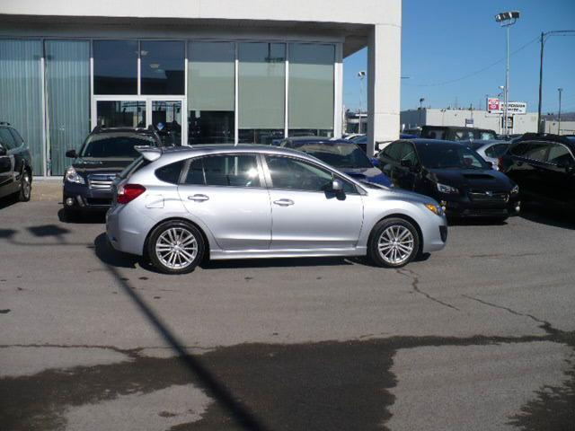 Subaru Impreza 2014 SPORT #C5275A