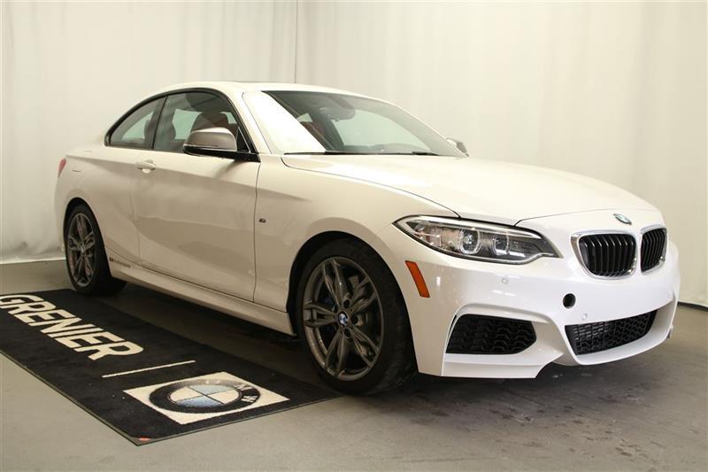 BMW M235i 2016 322hp,Groupe premium,M performance,Financement 2.9 #B0296