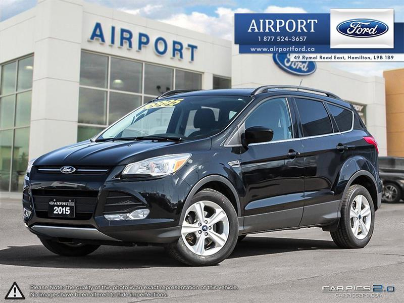 2015 Ford Escape SE FWD with only 86,061 kms #1HL006