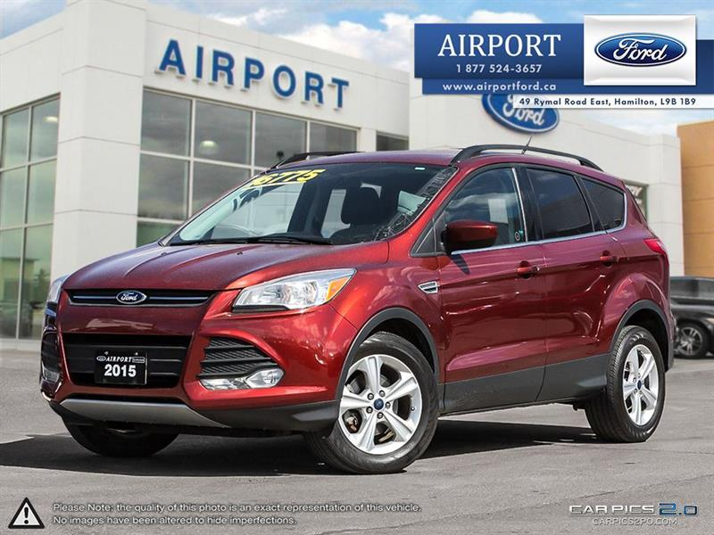 2015 Ford Escape SE FWD with only 70,463 kms #1HL005
