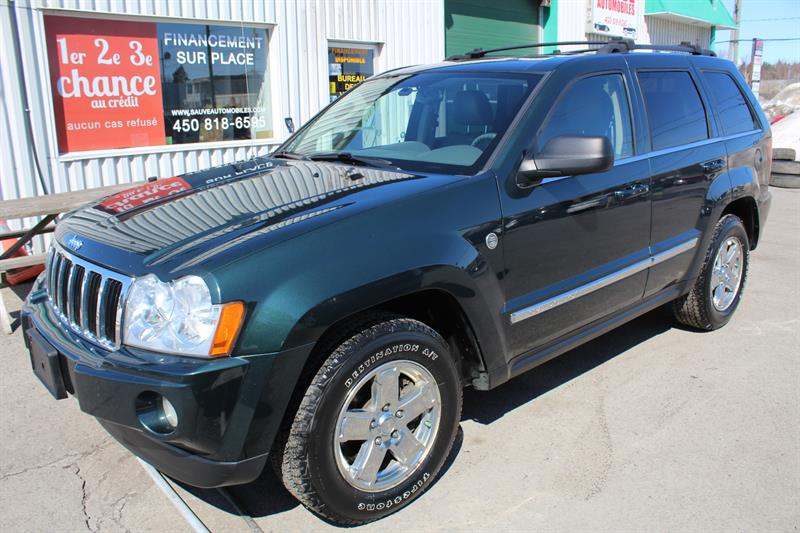 Jeep Grand Cherokee 2005 4dr Limited #PV6595