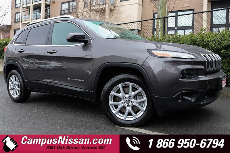 2014 Jeep Cherokee North FWD #A7106A