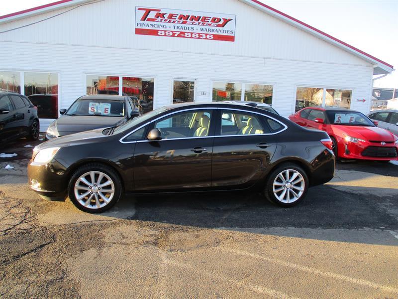 2015 Buick Verano 4dr Sdn Convenience #157327