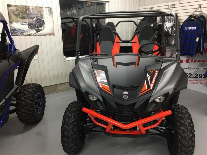 Yamaha Wolverine 2018