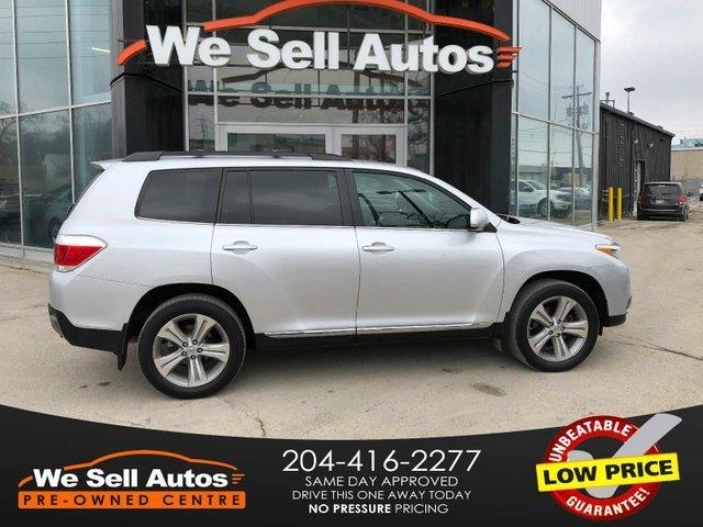 2012 Toyota Highlander V6 #12TH18642