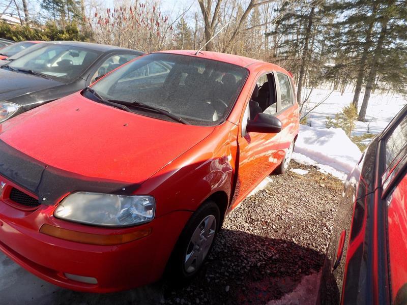 Pontiac Wave 2005 #PATOU1515