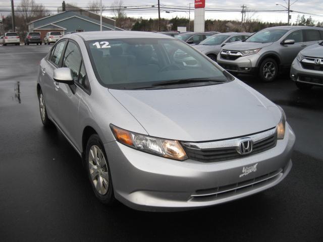 2012 Honda Civic LX #H650A