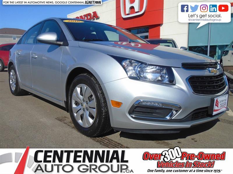 2016 Chevrolet Cruze Limited 1.4L Turbo | Bluetooth |  #U1711