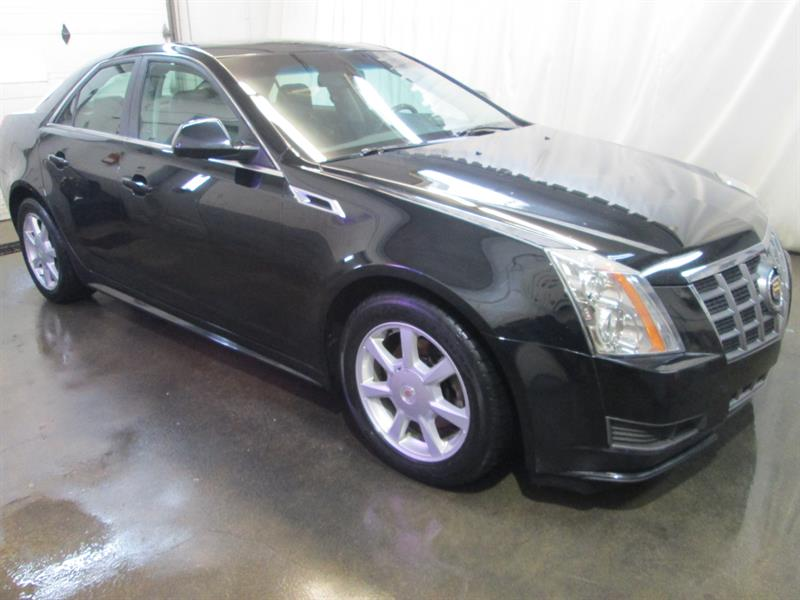 Cadillac CTS Sedan 2012 AWD 3.0L Luxury Package #8-0216