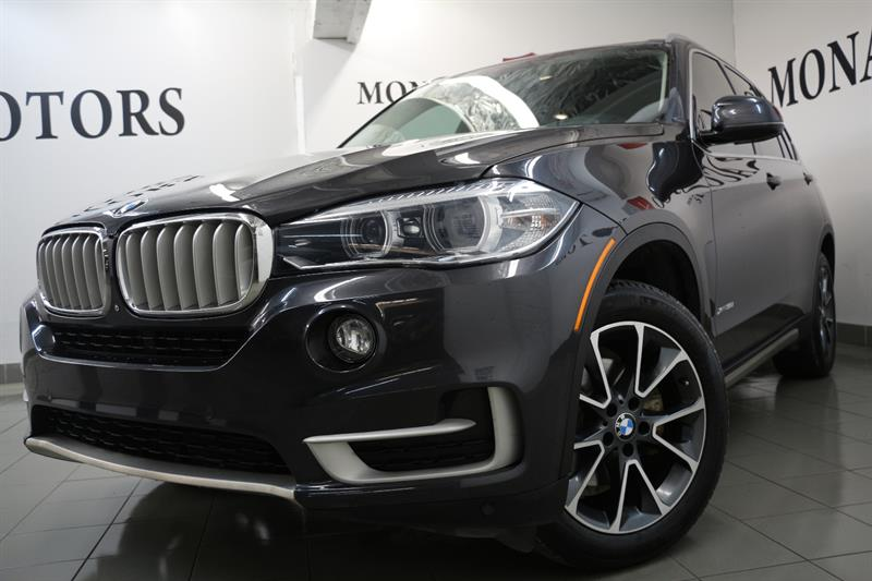 2015 BMW X5 xDrive35i PANO 360 CAM HEAD UP  #8234