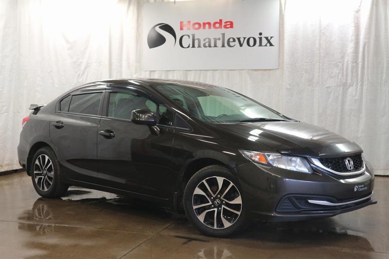 Honda Civic Sdn 2013 EX #X0403A