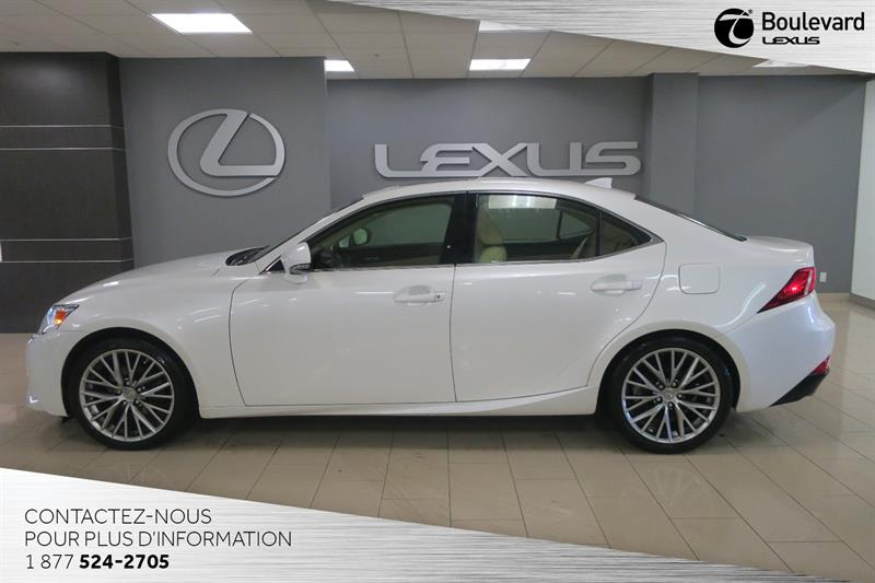 Lexus IS 250 2015 AWD LUXE NAVIGATION #14408A