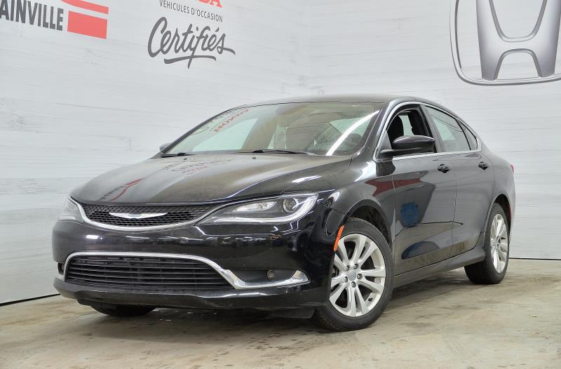 Chrysler 200 2015 4 portes berline LIMITED #u-0982