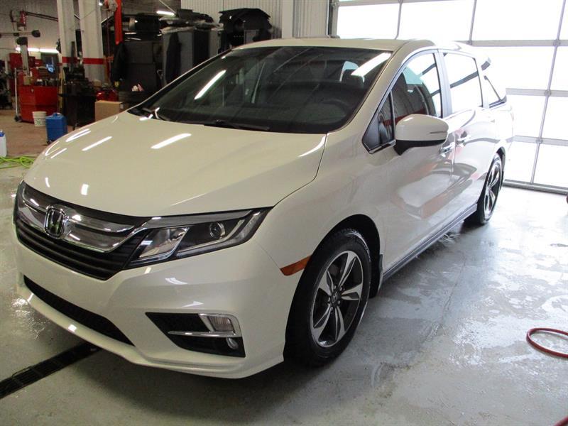 2018 Honda Odyssey EX-L Auto #DEMO!