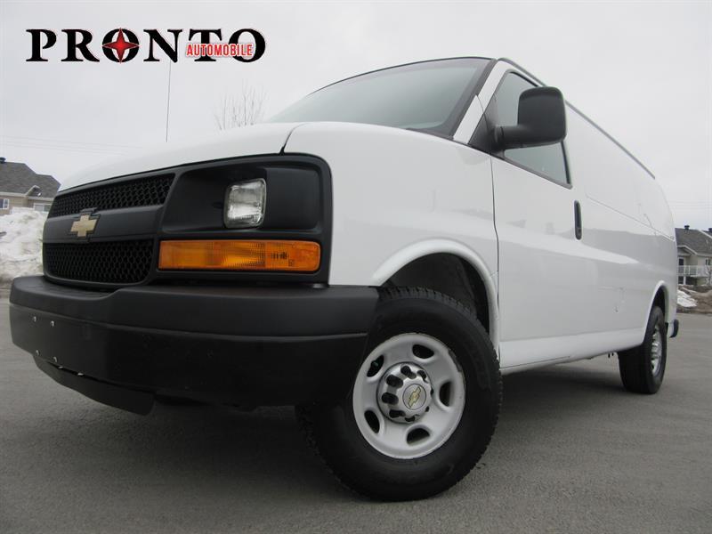 Chevrolet Express Cargo Van 2013 2500 ** Voir équipement! ** #3573
