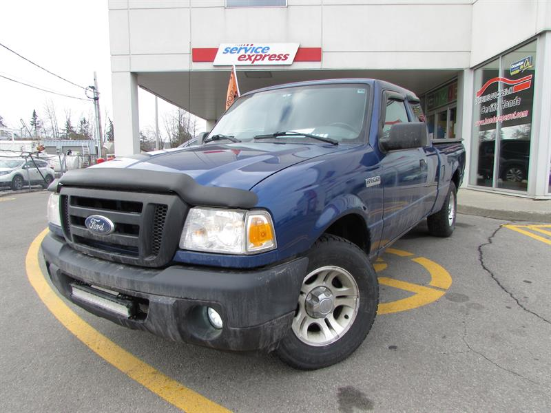 Ford Ranger 2011 2WD SuperCab 126 XL #44429