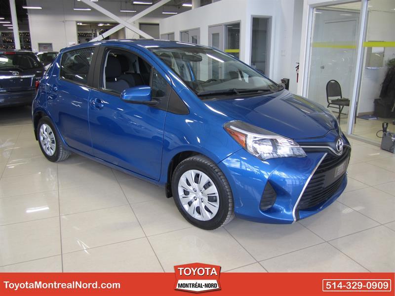 Toyota Yaris 2016 HB LE Aut/Ac/Vitres,Portes,Miroirs Electriques  #3696 AT