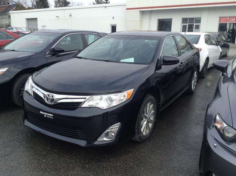 Toyota Camry 2012 XLE #80427-1