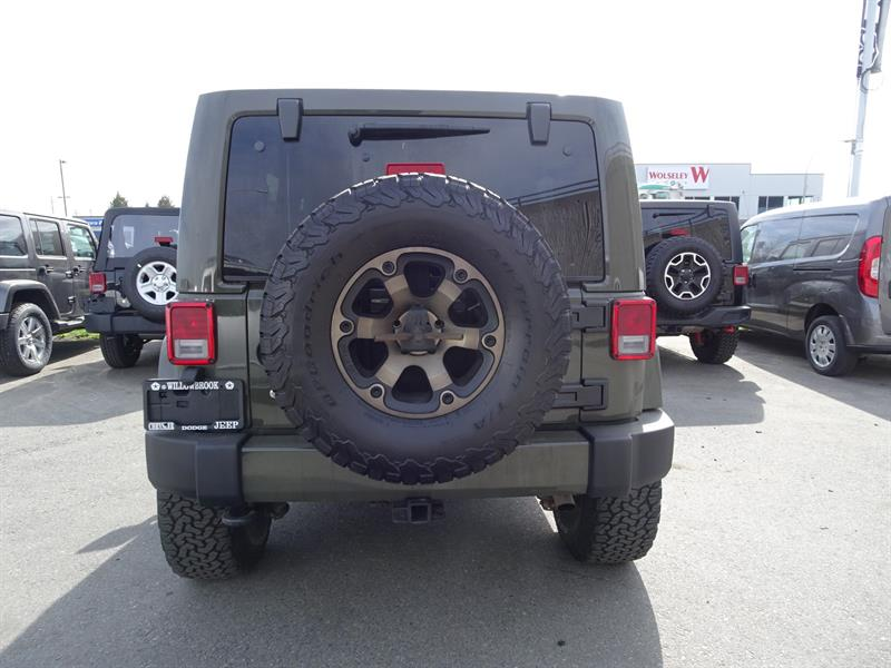 2016 Jeep Wrangler Unlimited Sahara   Max Tow Package Used For Sale In  Langley At Willowbrook Chrysler