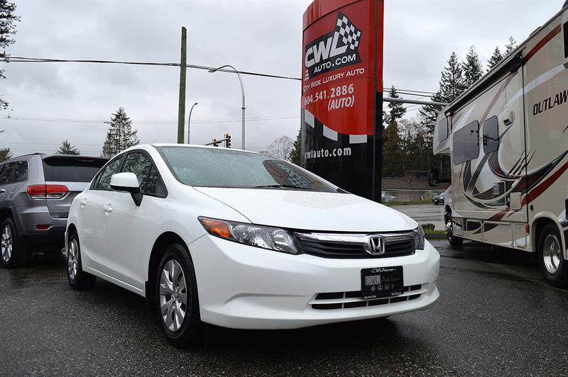 2012 Honda Civic Sdn 4dr Auto LX #CWL8385M