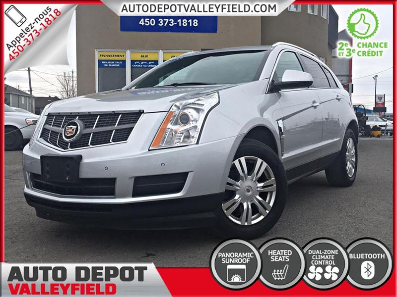 Cadillac SRX 2012 LUXE + TOIT PANO, CUIR, MAGS #P0928