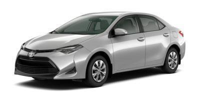 Toyota COROLLA LE CVT 2018 #80563