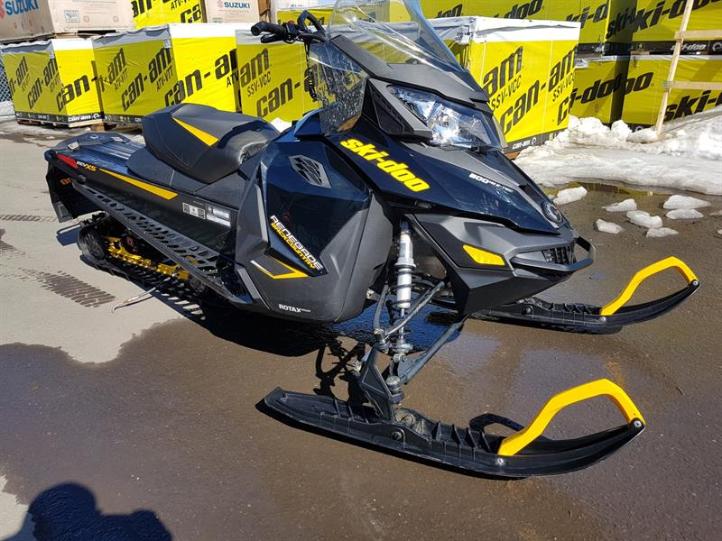 Skidoo RENEGADE BACKCOUNTRY 600 HO E-TEC 2014